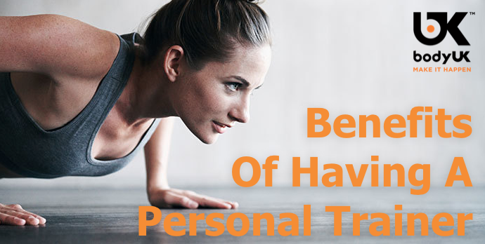 Benefits of having a personal trainer