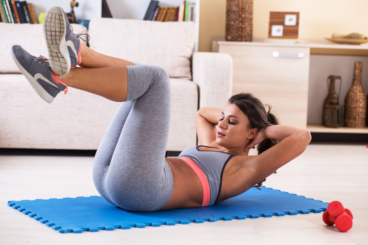 Lose weight at home with these simple tips bodyuk how to lose weight at home ccuart Image collections
