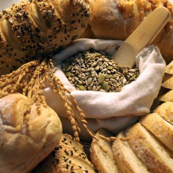 carbohydrates from bread